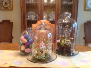 Spring Bell Jars